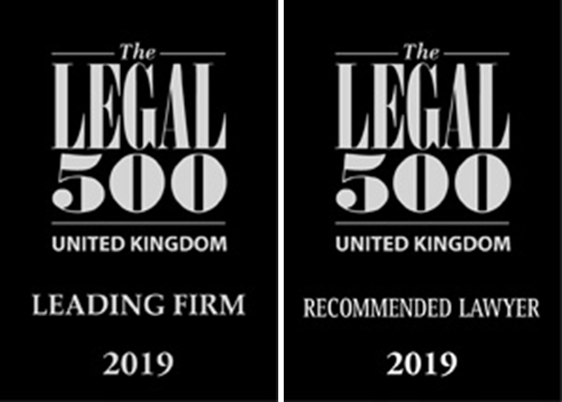 Your Legal Friend Recommended Firm and Lawyer 2019 The Legal 500